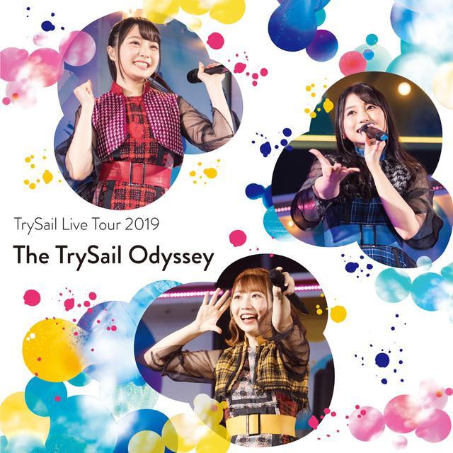 """画像: TrySail Live Tour 2019""""The TrySail Odyssey""""/TrySail"""