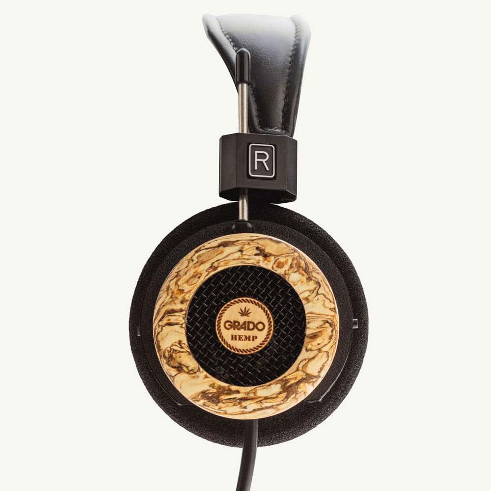 画像2: GRADO、麻を高密度に圧縮したハウジング採用の有線ヘッドホン「The Hemp Headphone」を、数量限定で9月10日に発売