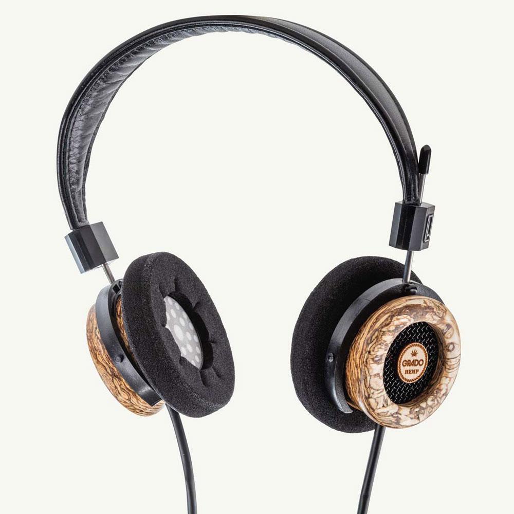 画像1: GRADO、麻を高密度に圧縮したハウジング採用の有線ヘッドホン「The Hemp Headphone」を、数量限定で9月10日に発売