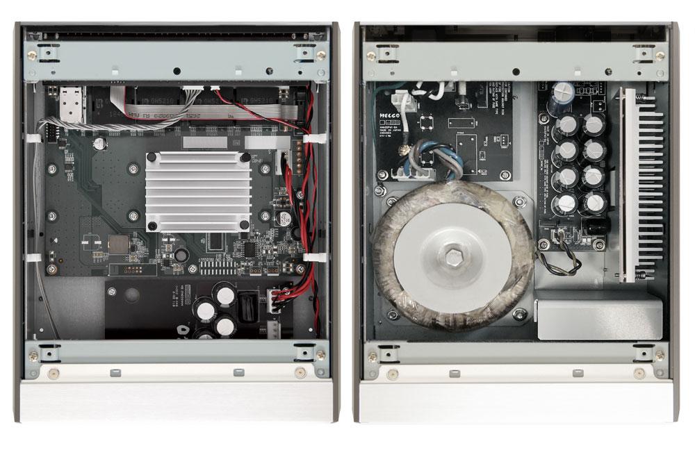 画像: DELA、セパレートリニア電源採用ネットワークスイッチ「S10」、および、ネットワークスイッチ「S100」のブラックモデル「S100-BB-J」を発表