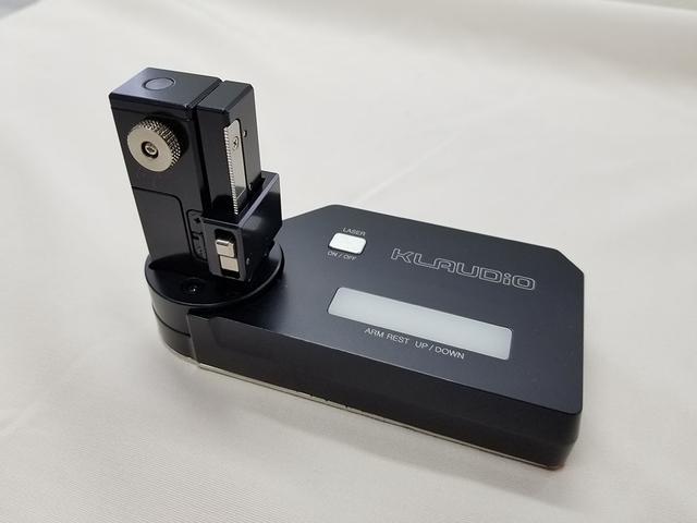 画像: リフターのスイッチ機能を内蔵した、新型のレーザー・タンジェント・ツール