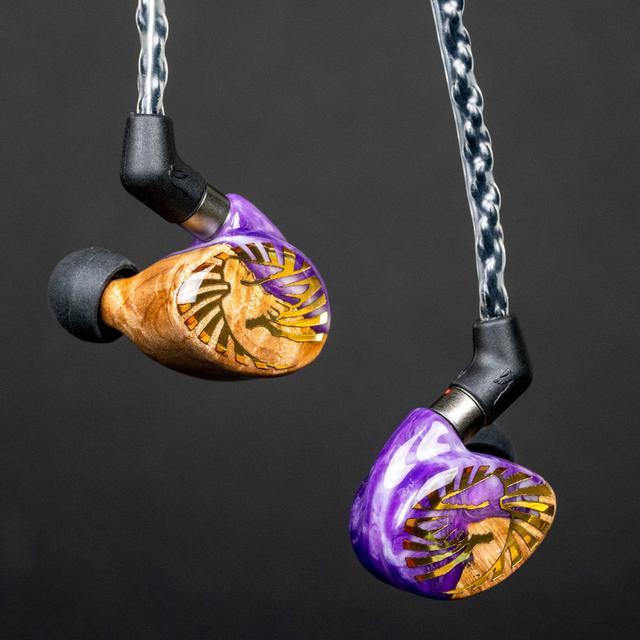 画像1: Jerry Harvey Audio、最新技術搭載のユニバーサルフィットIEM「Jimi AION」を9月18日に発売。世界限定200台