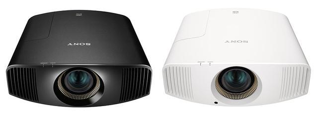画像: 「VPL-VW575」はブラックとホワイトの2色展開となる