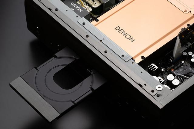 画像4: デノン創立110周年の記念モデルが続々リリース。SACDプレーヤー「DCD-A110」とプリメインアンプ「PMA-A110」とも、デノンの技術を結集して「Vivid & Spacious」を具現化した