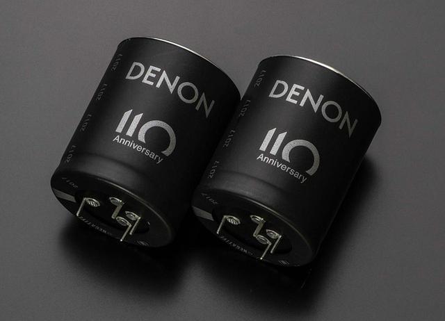 画像2: サラウンドの深淵が再現できるAVセンター「AVC-A110」。高音質化のためのアイデアをすべて見直し、さらに8K映像信号にも対応した、デノン創立110周年記念モデル