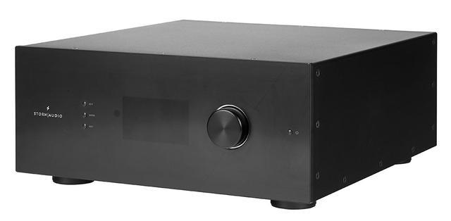 画像: AVプリアンプの「ISP MK2」シリーズ。フロントパネルが肉厚になるなど、デザインも旧モデルから変更された