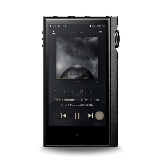 画像1: Astell&Kern、ブランド初4.4mmバランス出力搭載のDAP「KANN ALPHA」を10月16日に発売。専用リアルレザーケース「KANN ALPHA Case」も同時発売
