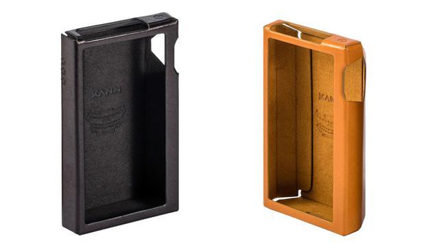 画像2: Astell&Kern、ブランド初4.4mmバランス出力搭載のDAP「KANN ALPHA」を10月16日に発売。専用リアルレザーケース「KANN ALPHA Case」も同時発売
