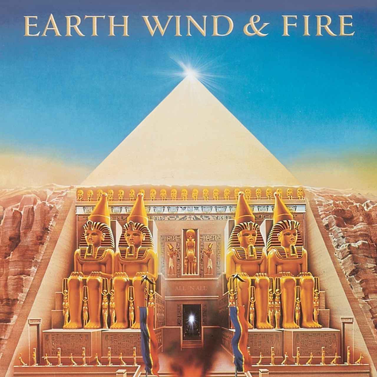 画像: All 'N All/EARTH,WIND & FIRE
