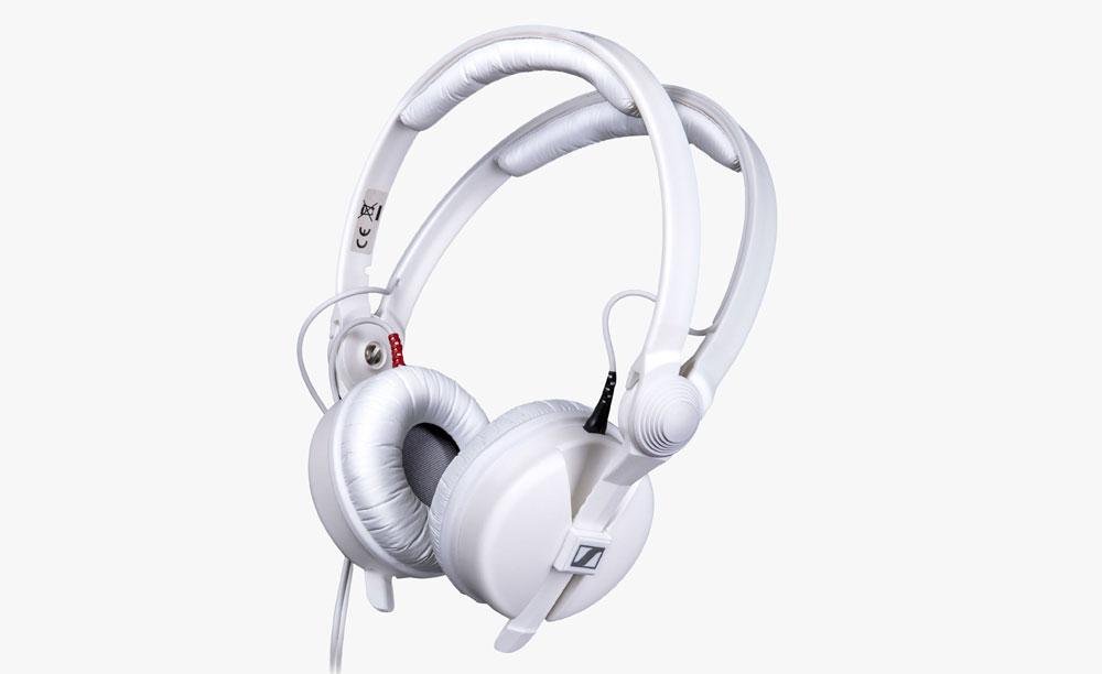 画像: ゼンハイザー、人気のDJヘッドホンにスペシャルカラーの数量限定品「HD 25 White」を9月24日に発売
