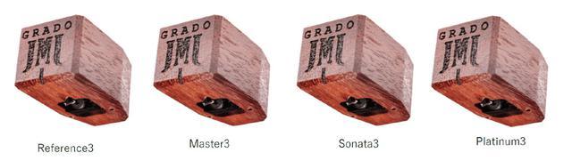 画像: GRADO、MI型フォノカートリッジの新ミドルライン「Timbre」シリーズとして「Reference3」ほか全4モデルを9月18日に発売