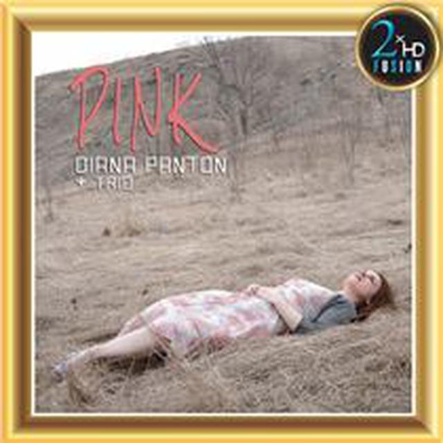 画像: Diana Panton - Pink - ハイレゾ音源配信サイト【e-onkyo music】