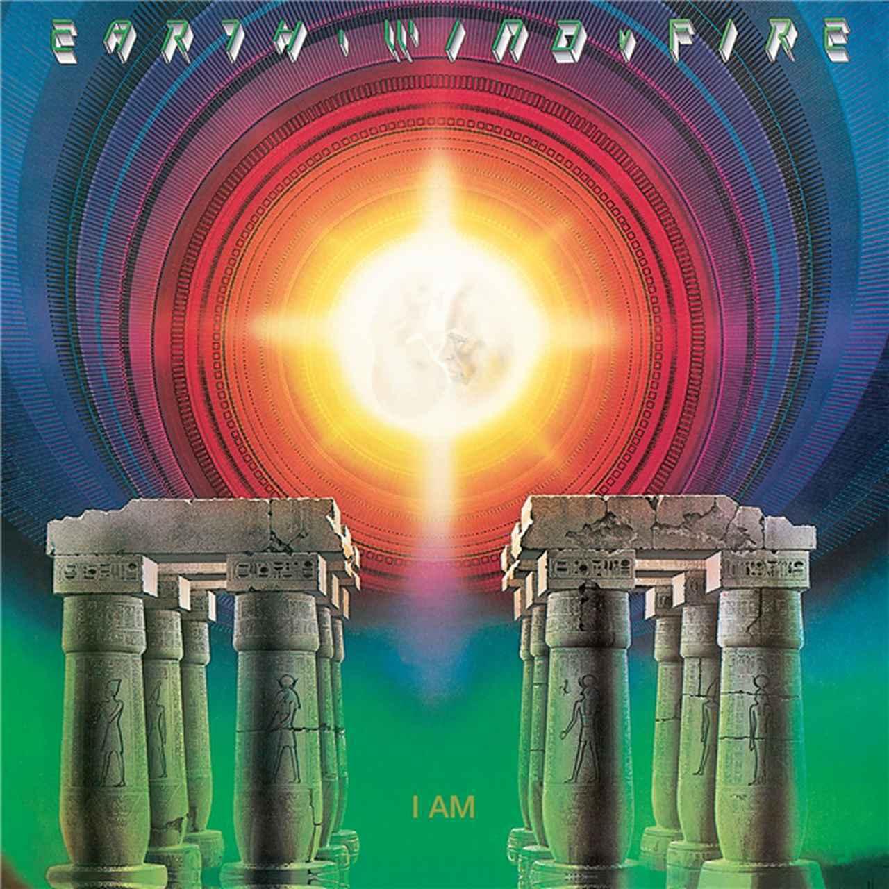画像: I Am/EARTH,WIND & FIRE