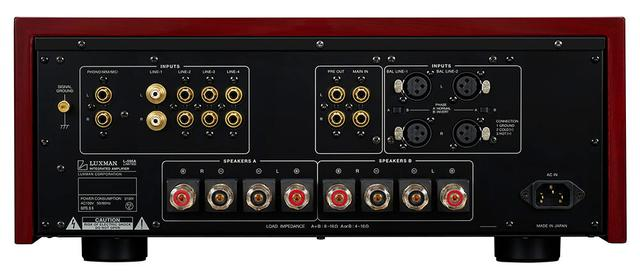 画像1: ラックスマンのA級プリメインアンプ「L-595A LIMITED」が誕生。往年のベストセラーモデル「L-570」をデザインモチーフに、現代の技術を注ぎ込んだ300台限定モデル!
