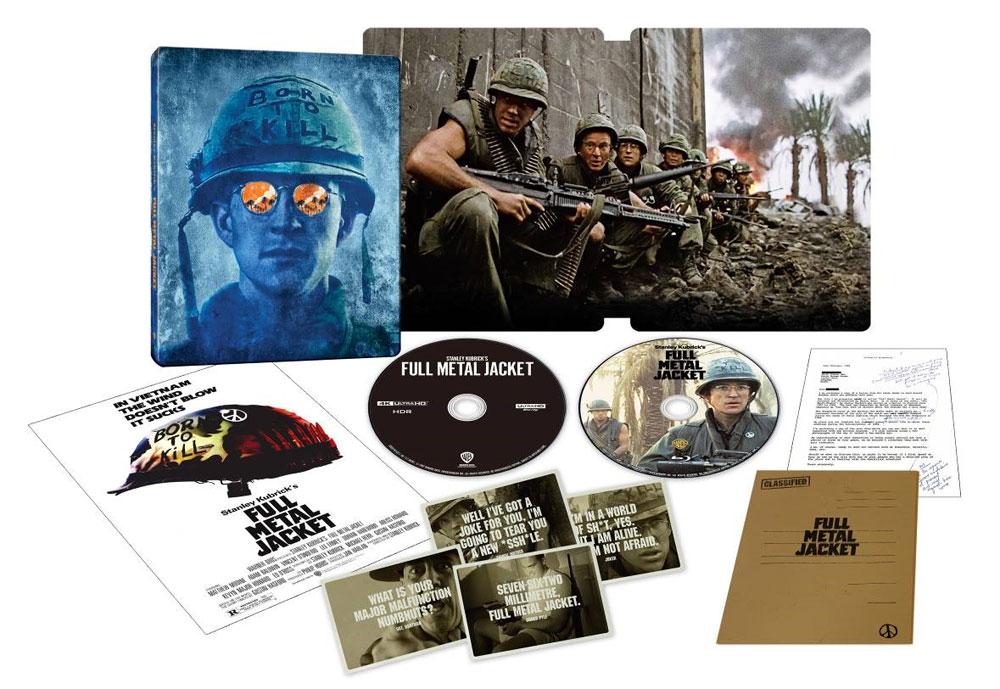 画像4: 巨匠スタンリー・キューブリックが描く、戦争映画の傑作『フルメタル・ジャケット』が、4K ULTRA HDで遂に登場!