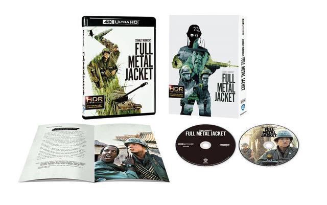画像3: 巨匠スタンリー・キューブリックが描く、戦争映画の傑作『フルメタル・ジャケット』が、4K ULTRA HDで遂に登場!