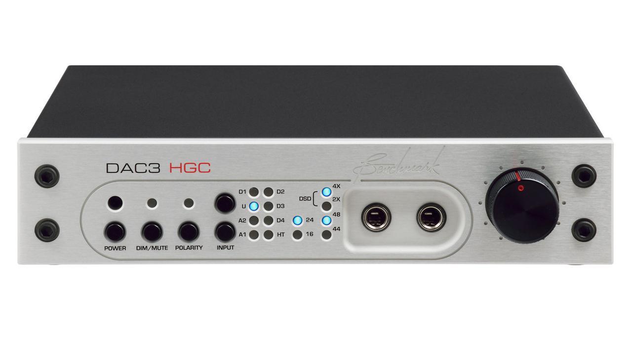 画像: USB DAC「DAC3 HGC」「DAC3 B」、プリアンプ「LA4」発売のご案内 – Benchmark Media Systems Japan