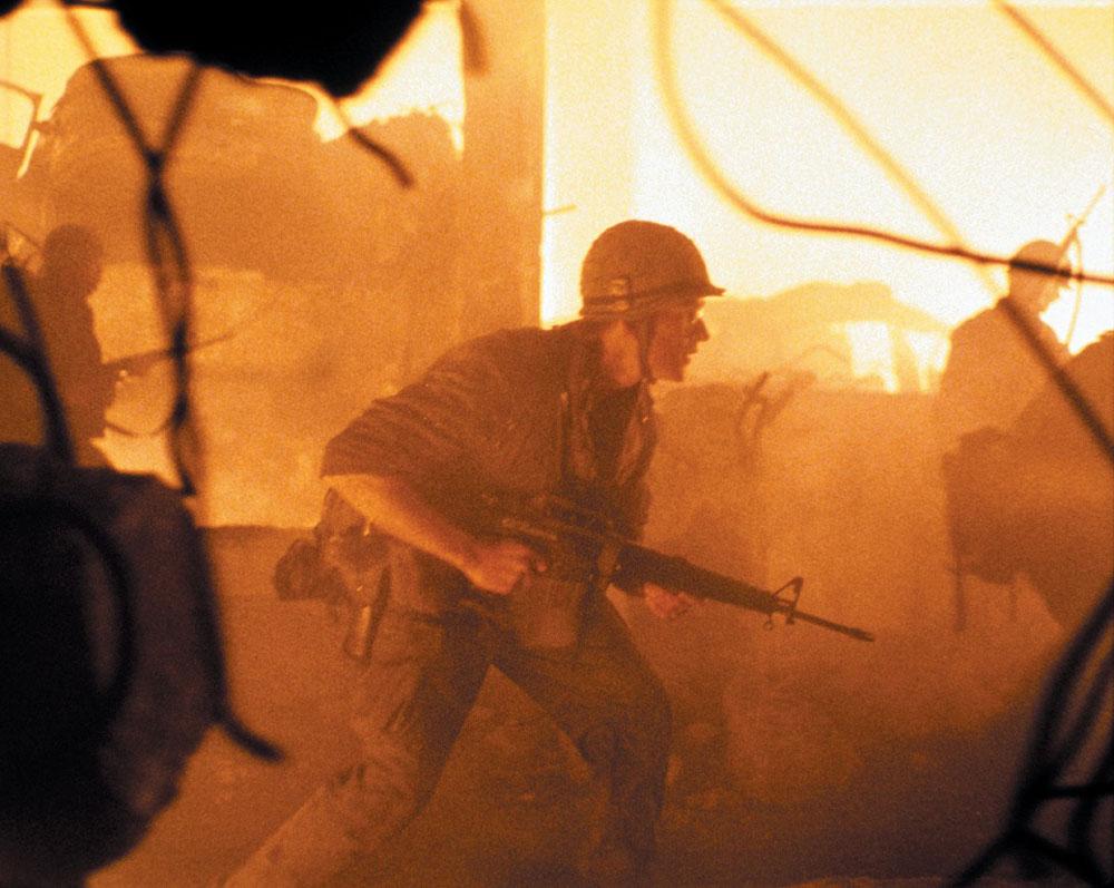 画像2: 巨匠スタンリー・キューブリックが描く、戦争映画の傑作『フルメタル・ジャケット』が、4K ULTRA HDで遂に登場!