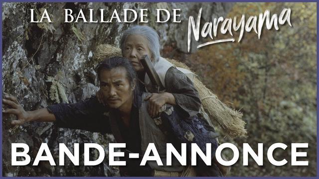 画像: LA BALLADE DE NARAYAMA (Palme d'or 1983) - Bande-annonce youtu.be