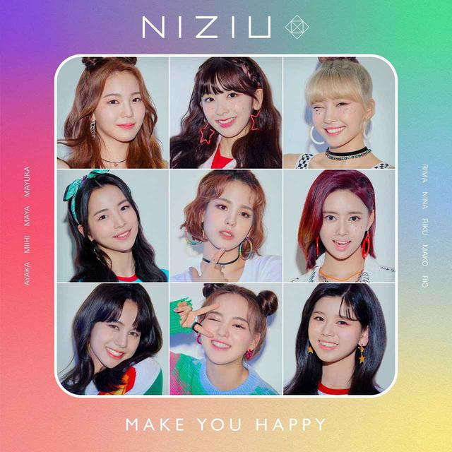 画像: Make you happy / NiziU