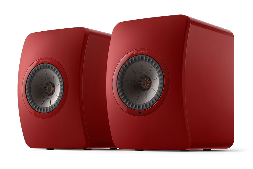 画像2: 「LS50 Meta」の音には、気品が宿っている。新技術「MAT」を取り入れて、KEF創立60周年を飾るに相応しい注目スピーカーが誕生した