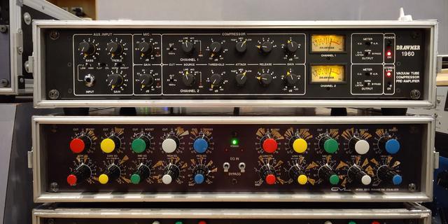 画像: よりマスター素材に近いサウンドをSACD/CD化するために使用されたスタジオ機材 www.stereosound-store.jp