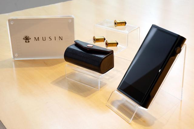 画像1: MUSIN ブース