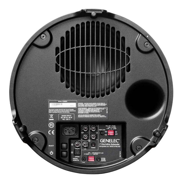 画像1: GENELEC、デジタル音声入力端子を装備したサブウーファー「F One」「F Two」を発売。クラスDアンプでパワフルな駆動