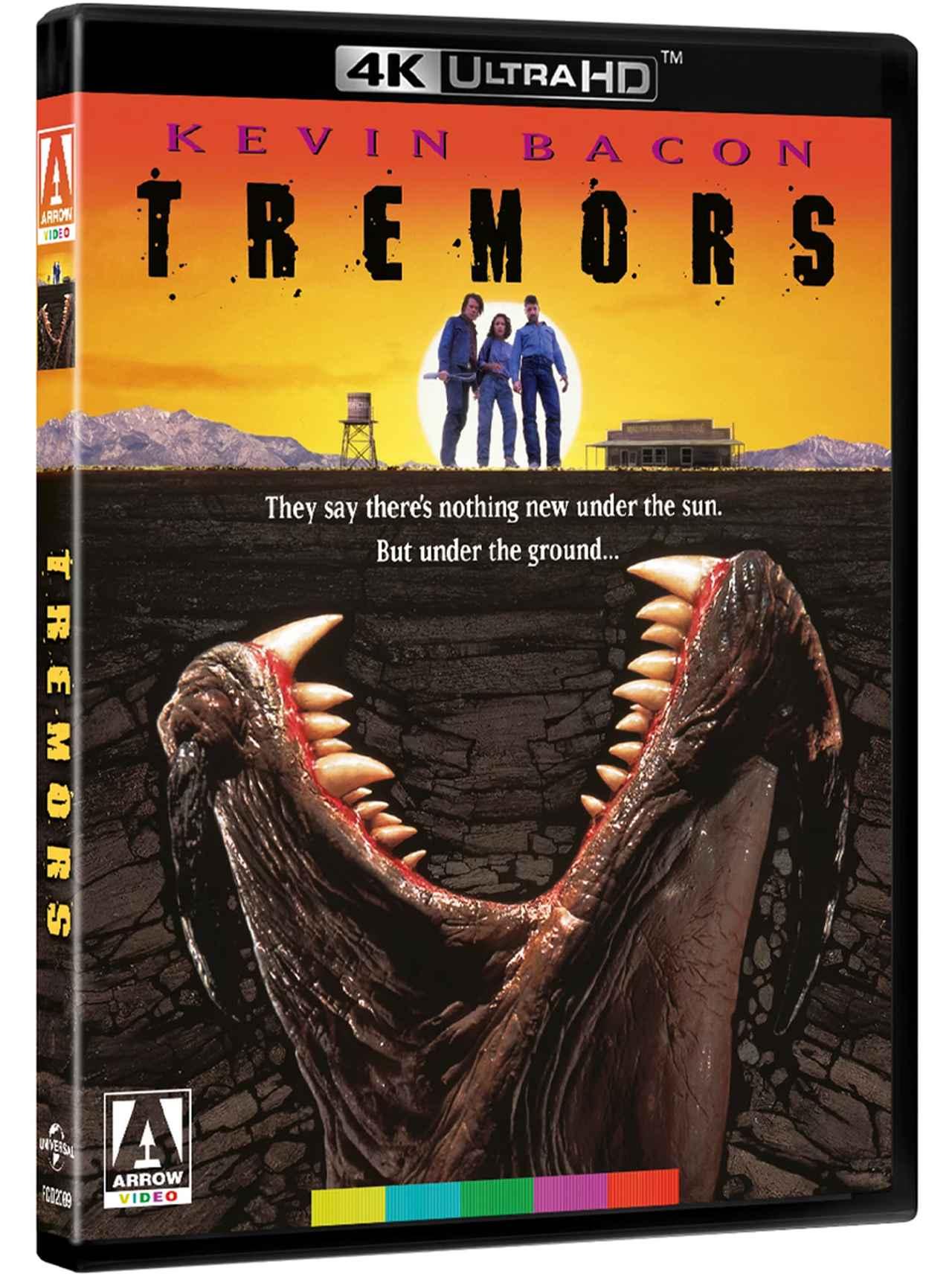 画像3: 痛快!4K怪獣映画『トレマーズ』【海外盤Blu-ray発売情報】