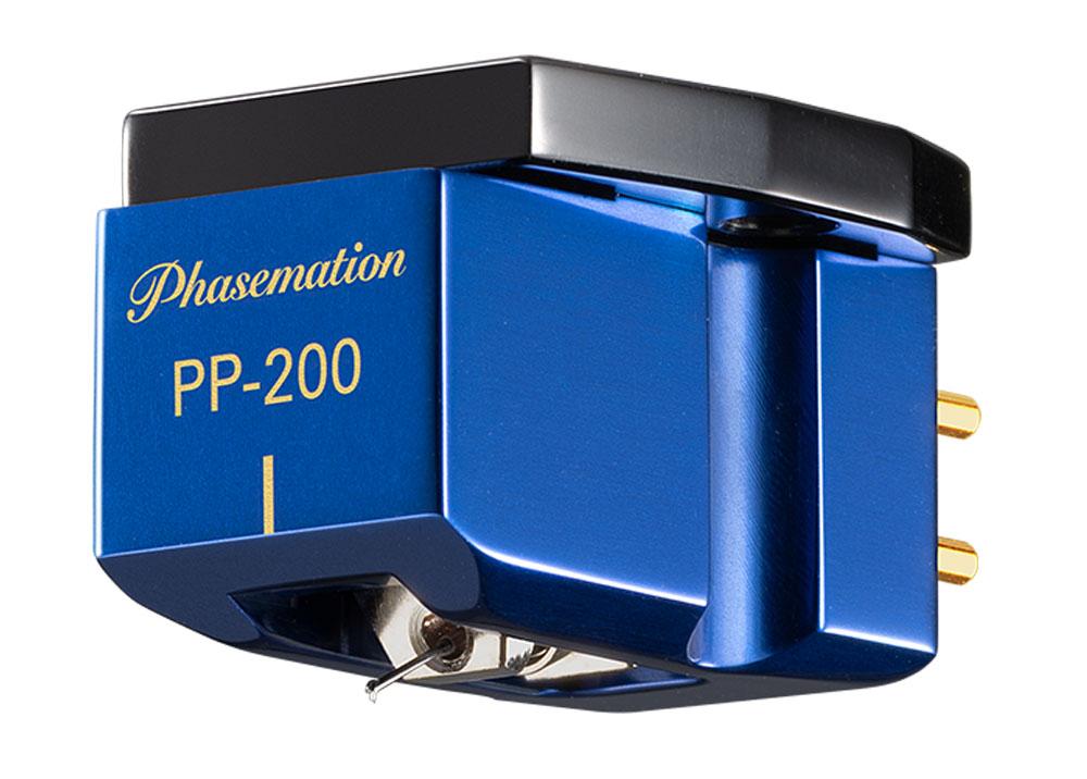 画像: Phasemation、上位モデルのエッセンスを投入した新作MCカートリッジ「PP-200」を12月に発売。99,000円