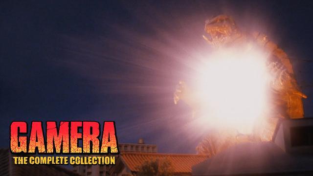 画像: Gamera: The Complete Collection - Arrow Video Channel Trailer HD www.youtube.com