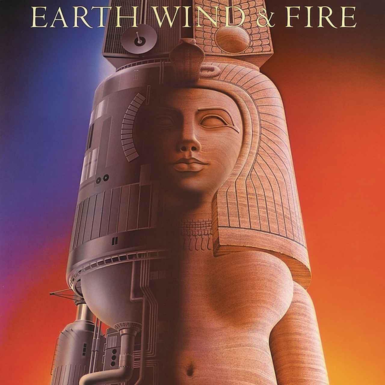 画像: Raise!/EARTH,WIND & FIRE
