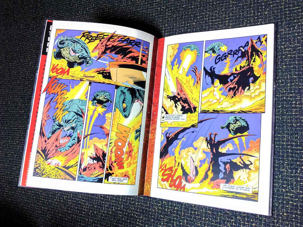 画像11: 超弩級『ガメラ:ザ・コンプリート・コレクション』【海外盤Blu-ray発売情報 - 特別編】