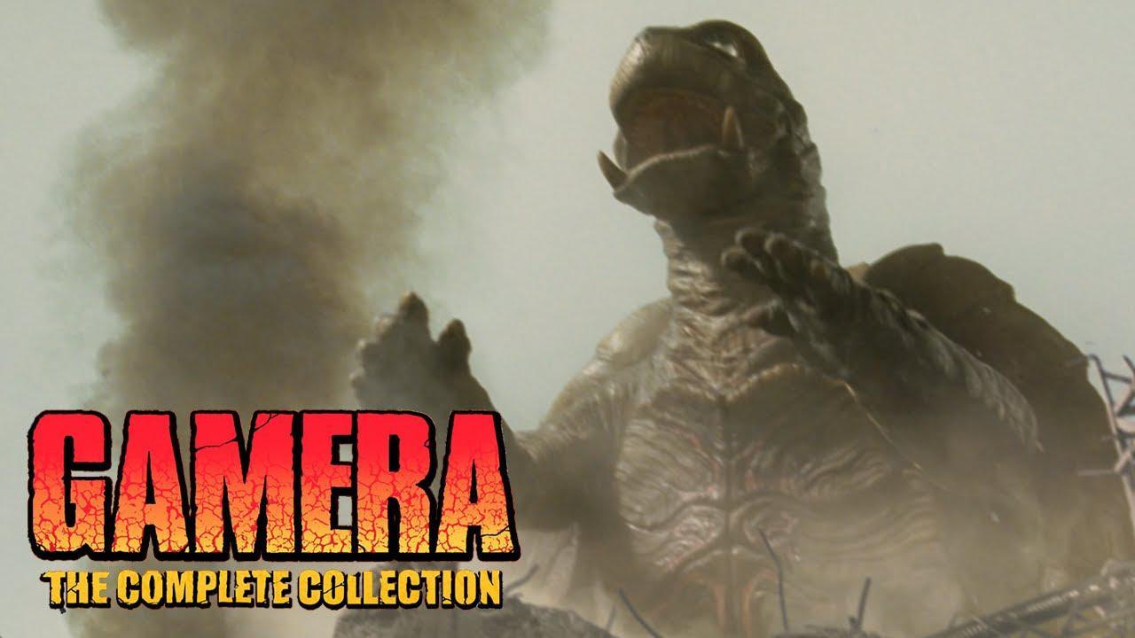 画像: Gamera: The Complete Collection Official Trailer HD www.youtube.com