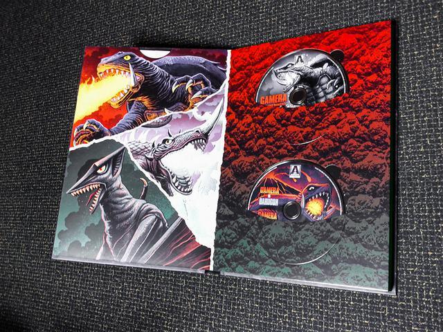 画像3: 超弩級『ガメラ:ザ・コンプリート・コレクション』【海外盤Blu-ray発売情報 - 特別編】