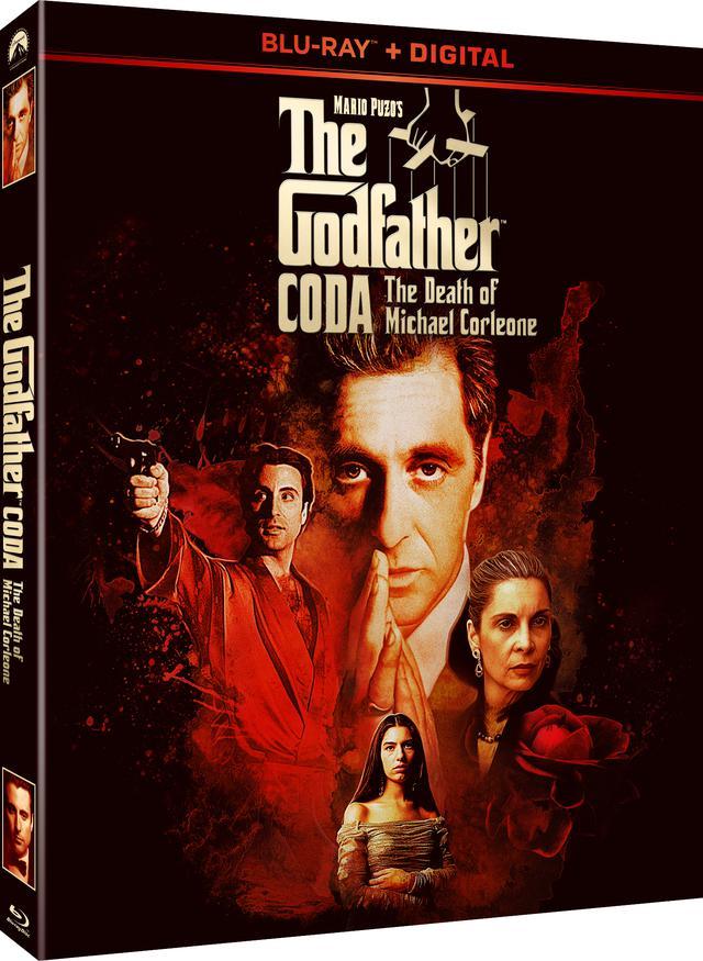 画像: コッポラ再編集版第3弾『ゴッドファーザー, コーダ:マイケル・コルレオーネの死』【海外盤Blu-ray発売情報】
