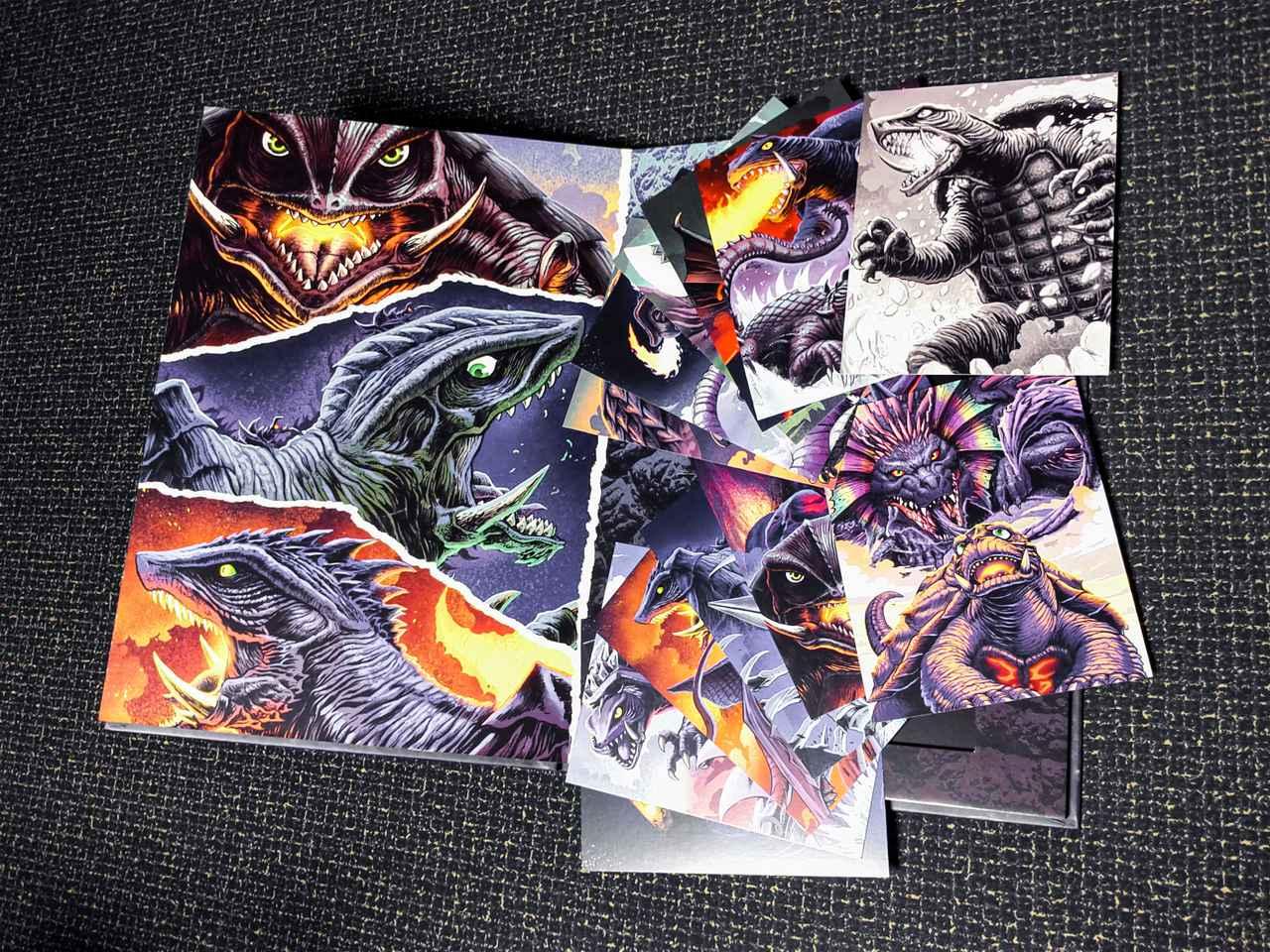 画像7: 超弩級『ガメラ:ザ・コンプリート・コレクション』【海外盤Blu-ray発売情報 - 特別編】