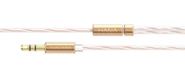 画像3: TANCHJIM、ステンレスハウジングで、50kHzまでの高域再生可能な有線イヤホン「HANA」を10月9日に発売