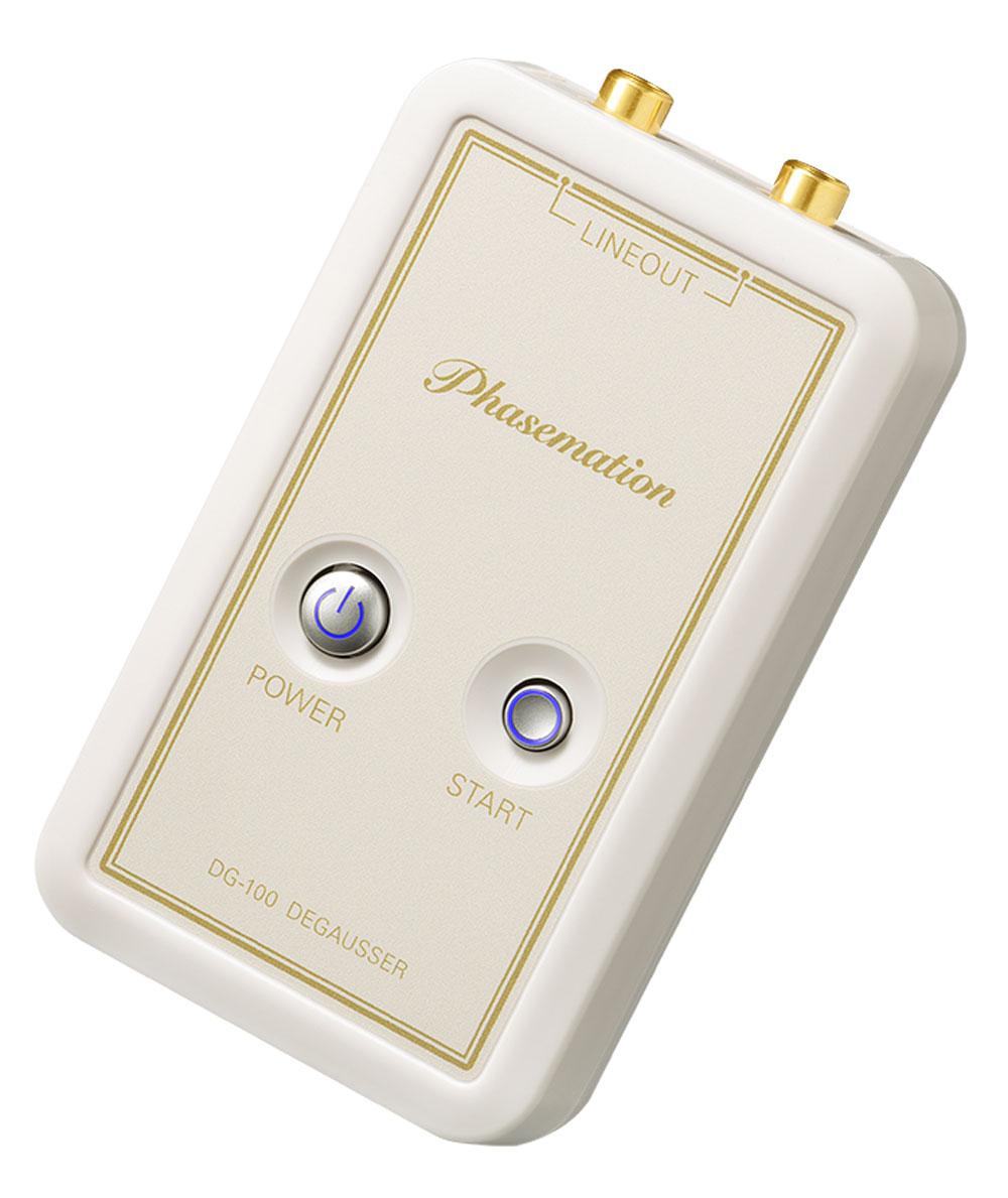 画像: Phasemation、鉄心入りMCカートリッジの消磁ができるオーディオアクセサリー「DG-100」を11月上旬に発売