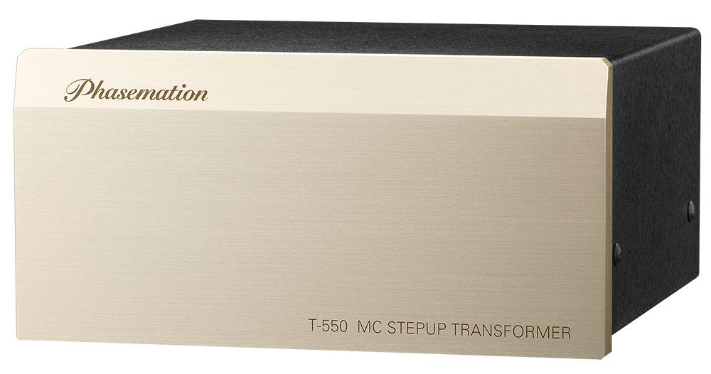 画像1: Phasemation、フォノバランス伝送対応のMCカートリッジ用昇圧トランス「T-550」を発売。10万円!