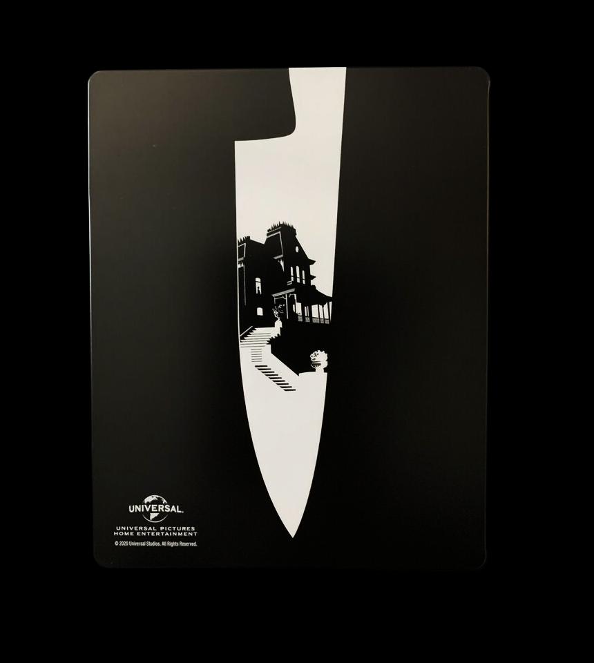 画像: steelbook - back