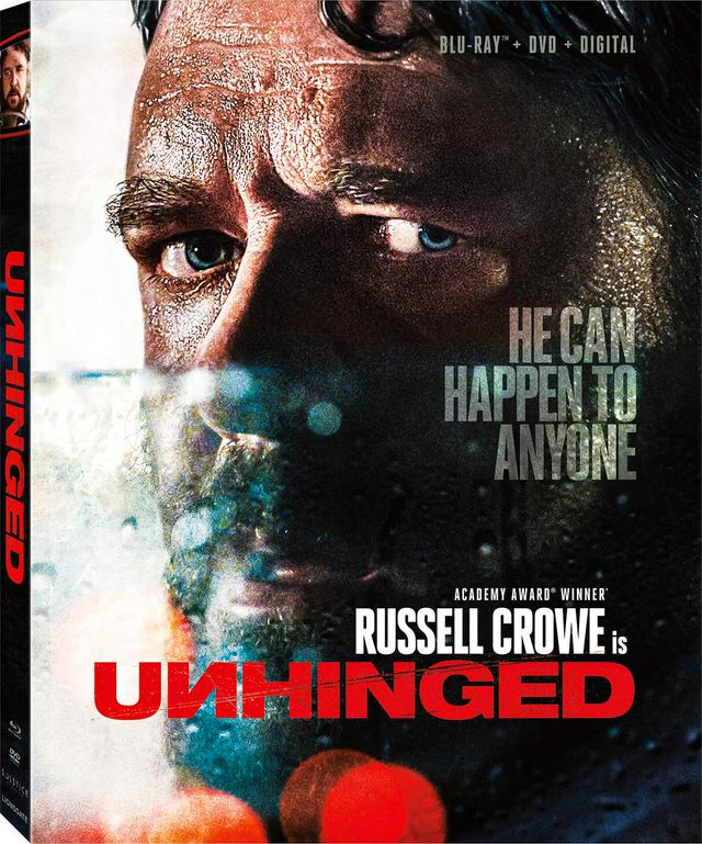 画像1: ラッセル・クロウがサイコ運転手に『アンヒンジド/UNHINGED』【海外盤Blu-ray発売情報】
