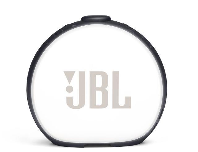 画像1: JBL、FMラジオも聞けるアラームクロック付きBluetoothスピーカー「JBL HORIZON 2」を10月9日に発売。アンビエントライト対応