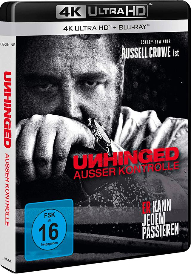 画像2: ラッセル・クロウがサイコ運転手に『アンヒンジド/UNHINGED』【海外盤Blu-ray発売情報】
