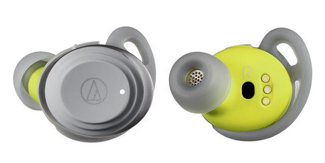 画像3: オーディオテクニカ、装着性を高めたスポーツタイプの完全ワイヤレスイヤホン「ATH-SPORT5TW」を11月13日に発売