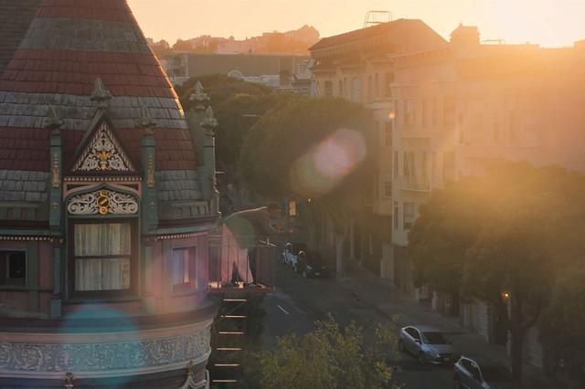 画像3: 【コレミヨ映画館vol.46】 『ラストブラックマン・イン・サンフランシスコ』変わってゆく場所、変わらない思い出と友情。ノスタルジックな映像で描かれる旅立ちの詩
