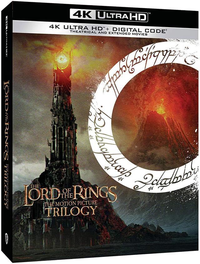 画像: The Lord of the Rings: The Motion Picture Trilogy ( Extended & Theatrical ) - $89.99 - The Lord of the Rings: The Fellowship of the Ring (2001) - The Lord of the Rings: The Two Towers (2002) - The Lord of the Rings: The Return of the King (2003)