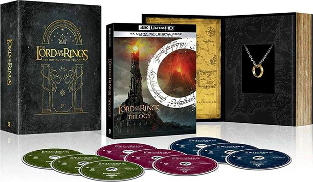 画像: The Lord of the Rings: The Motion Picture Trilogy Gift Set ( Extended & Theatrical ) - $139.99