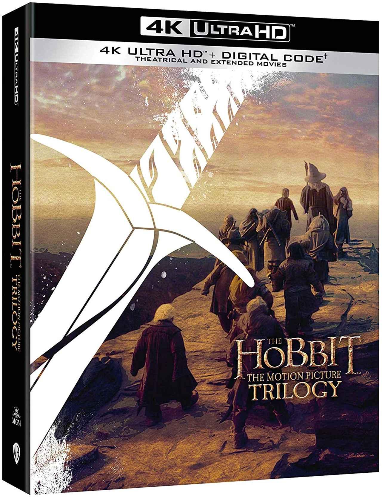 画像: The Hobbit The Motion Picture Trilogy ( Extended & Theatrical ) - $89.99 - The Hobbit: An Unexpected Journey (2012) - The Hobbit: The Desolation of Smaug (2013) - The Hobbit: The Battle of the Five Armies (2014)