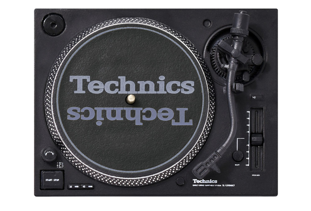 画像3: DJシーンで活躍したTechnicsのアナログターンテーブルを精緻にミニチュア化。名機「SL-1200MK2」など全5種を11月下旬に発売!
